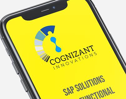 Mobile App COGNIZANT Innovations SAP & IT Solutions