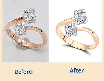 Jewelry Retouching / Watch Retouching