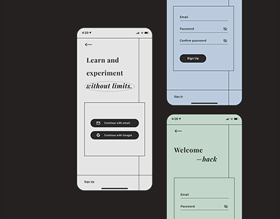 Login form - Daily UI