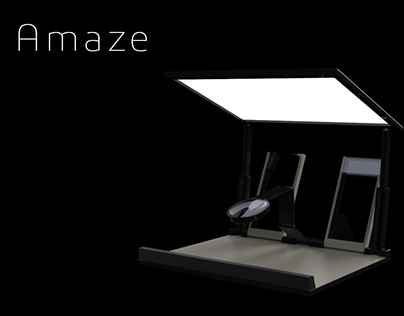 Amaze - A workbench for miniature artists