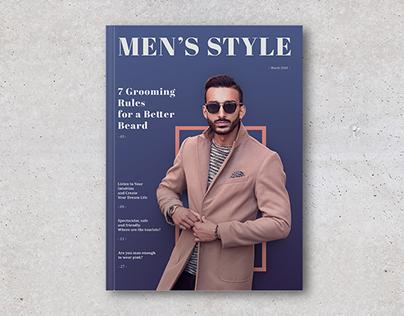 Men's Style magazine