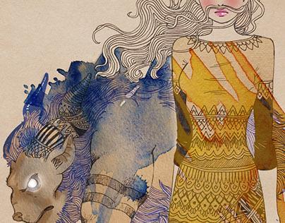 Fairy tales' illustrations-Vol 2.