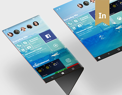 One Windows for all Devices - Windows 10 redesign