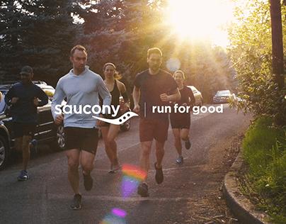Saucony - Run For Good