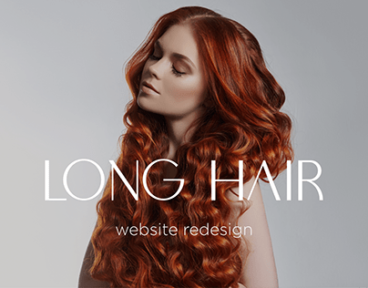Long Hair | Shop. Salon. School. Production.
