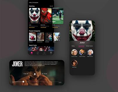 Video Streaming App - OTT Platform