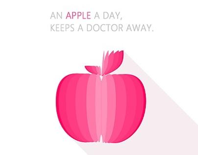 """""""苹果""""主题练习"""