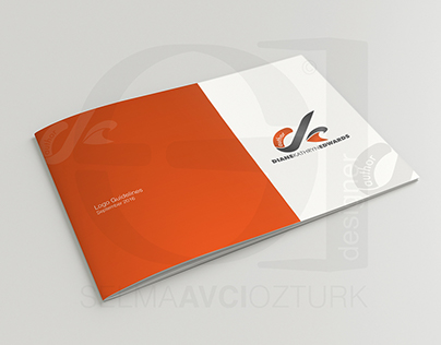 Logo Design and Logo Guidelines / Diane Kathryn Edwards