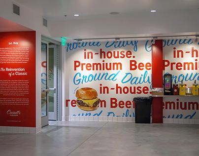 Cassell's Hamburgers - Indian Wells BNP Paribas Open