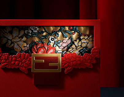 Fendi Red Packet 2019.