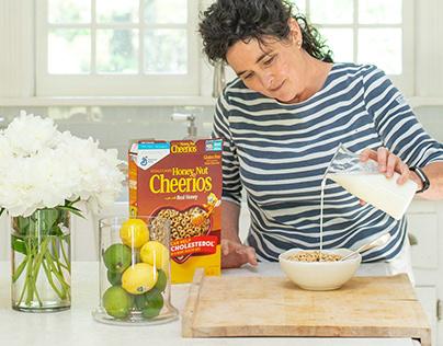 Honey Nut Cheerios: Inspiring Happy Hearts