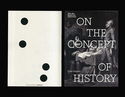On the Concept of History (redesign)