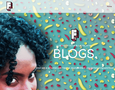Falafval (webdesign)