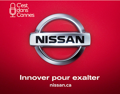 Nissan - Messages radio : Inspire