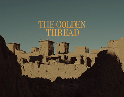 The Golden thread - Morocco