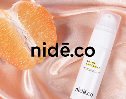 Nidé.co - Branding & Art direction