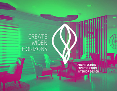 Branding & Website of Construction and Interior Company