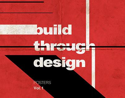 Build Through Design