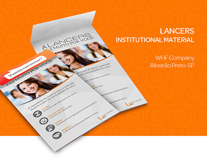 Material Institucional • Lancers