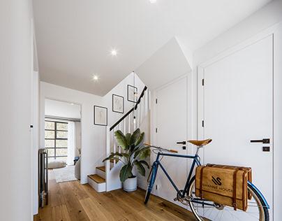 SWANNE HOUSE   Residential development