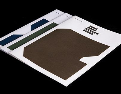 Aquí Soñó Blanes Viale / Art sample brand