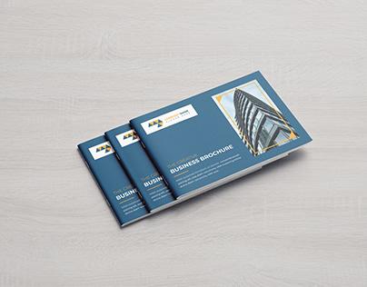 Landscape company profile design