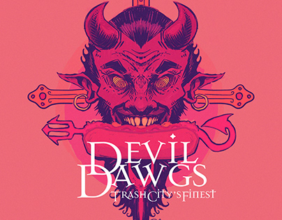 Devil Dawgs - Trash City's Finest