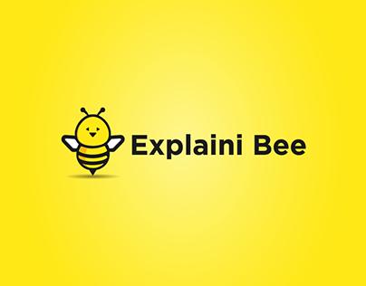Explaini Bee_Logo
