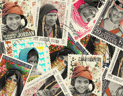 JRF Stamp Collection