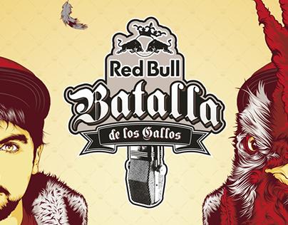Red Bull / Batalla de los Gallos