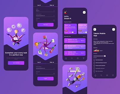 Task Management - Mobile App 2