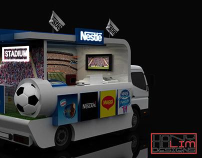 Nestle Road Show