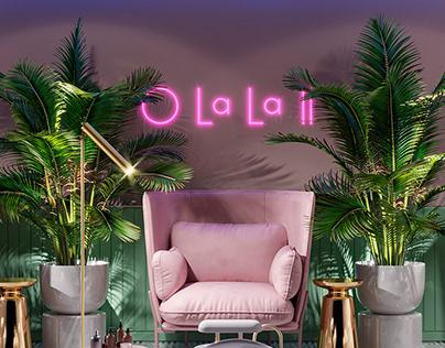 """Nail spa studio """"O'la la"""""""