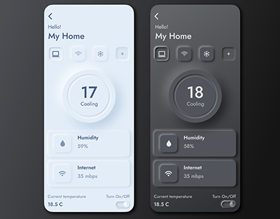 Smart House | Mobile app