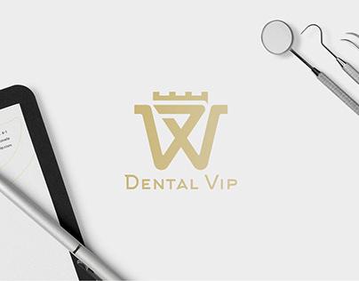 Dental VIP - Identidad Visual