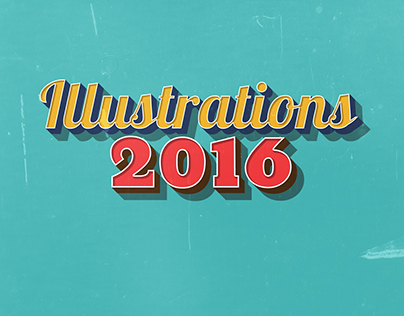 Illustrations 2016