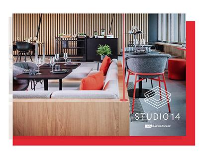 Studio14 | rbb Dachlounge