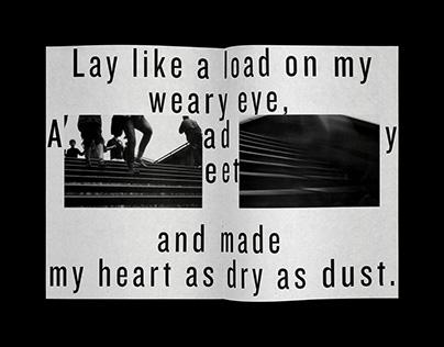 Samuel Taylor Coleridge / Visual Poems