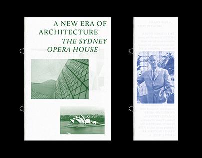 A New Era Of Architecture: The Sydney Opera House