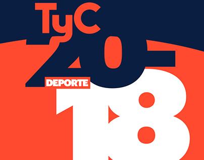 TyC Sports 2018