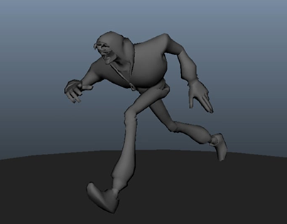 3D Game Animation