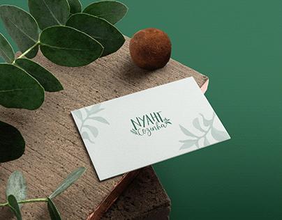 Nyaht Cozinha - Identidade Visual
