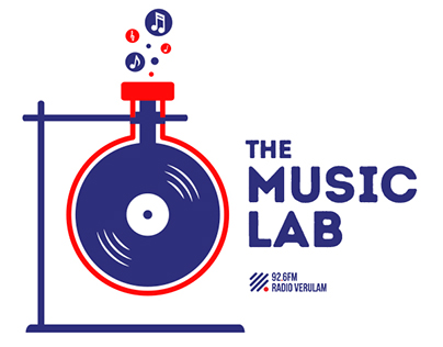 The Music Lab - Radio show identity