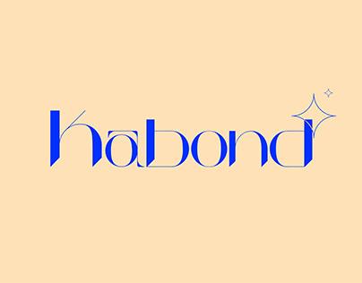 Kabond font / FREE FONT