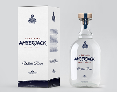 Captain Amberjack White rum
