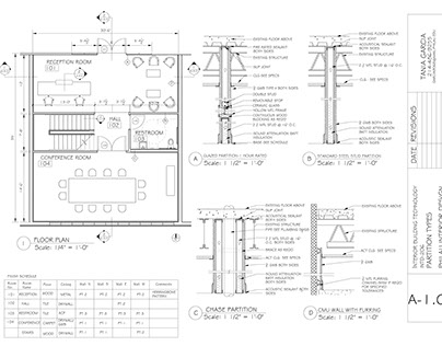 Interior Building Techniques: Construction Documents