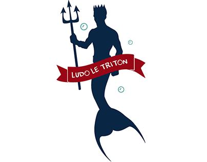 Ludo le Triton | Graphisme, Illustration