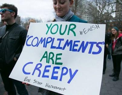 Street Harassment Still Not Flattering