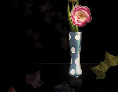 A Flower Vase
