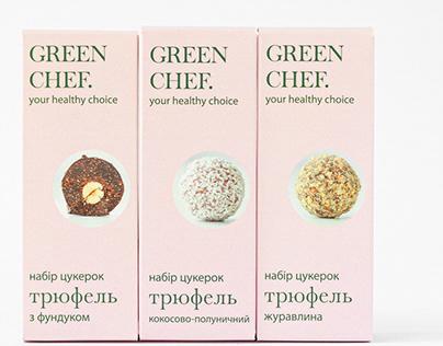 Frozen sweets design packaging branding identity